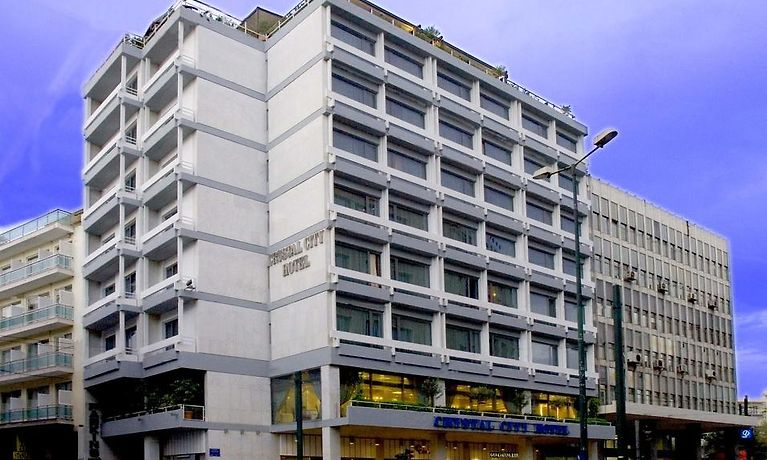 Crystal City Hotel Athens